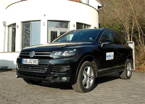 Vw Auto Diesel by Auto Im Alltag Vw Touareg Diesel Magazin Von Auto De