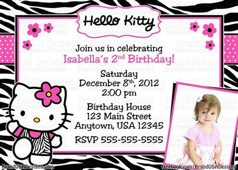birthday invitation card template hello hello birthday invitations birthday invitations