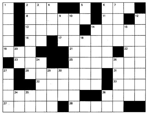 design artist crossword clue blank crossword puzzle clipart best