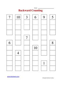 counting backwards from 20 worksheets abitlikethis