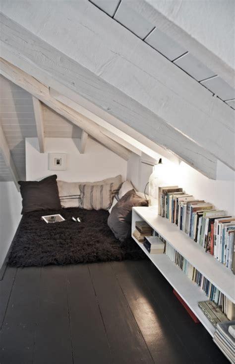 dachschräge nutzen wohnen unter der dachschr 228 ge sweet home