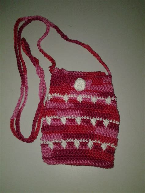crochet pattern phone bag crochet cell phone pouch crochet patterns pinterest