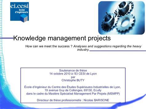 knowledge management dissertation knowledge management thesis