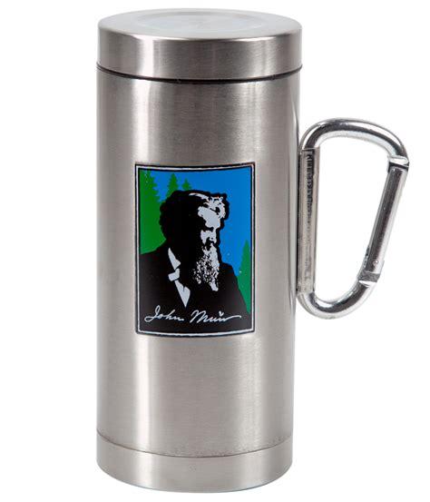 16 Oz Muir Tumbler with Carabiner Handle   Steelys Drinkware