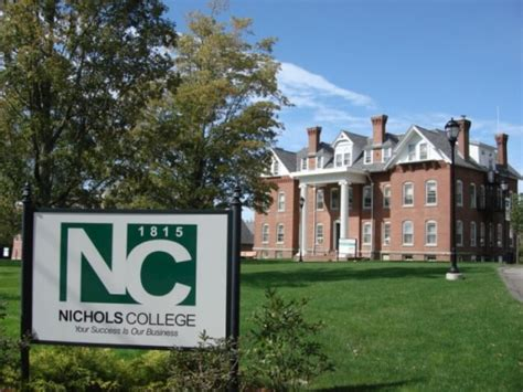 Nichols College Mba 10 most affordable top ranked mba in international