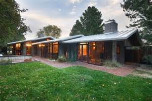 Mid Century Modern Ranch House by Mid Century Modern Ranch Style Home Plans Trend Home