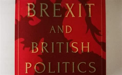 brexit and politics books book launch brexit and politics by geoff