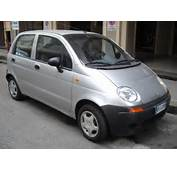 Description Daewoo Matiz M100 SilverJPG