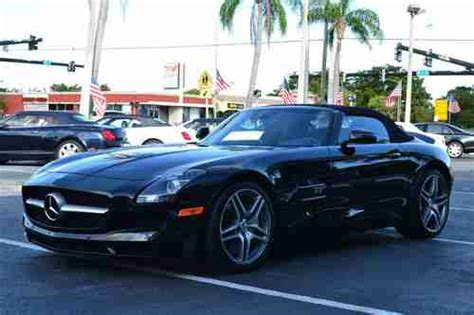 automobile air conditioning repair 2012 mercedes benz sls amg electronic throttle control purchase used 2012 mercedes sls roadster only 2 000 miles loaded in pompano beach florida