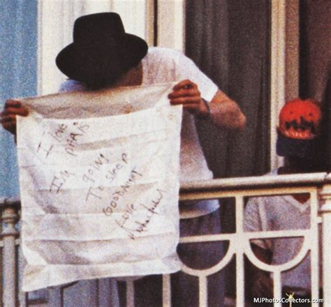 Michael Jackson Pillow the michael jackson letters notes thread page 4