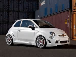 Abarth Tuning 2013 Zender Abarth 500 Corsa Stradale Concept Tuning