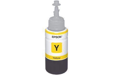 Epson 664 Yellow epson tintenbeh 228 lter 664 yellow t664440 ecotank l355 l555