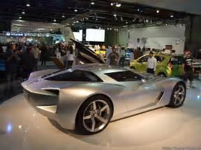 2009 chevrolet corvette stingray concept gallery