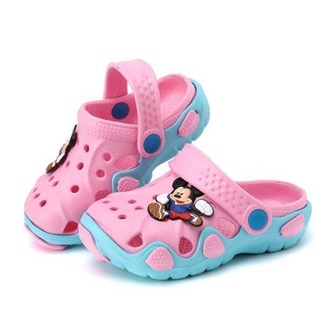 Sandal Selop Fashion Slipper Ax973 2017 new fashion children garden shoes children sandal babies summer slippers high