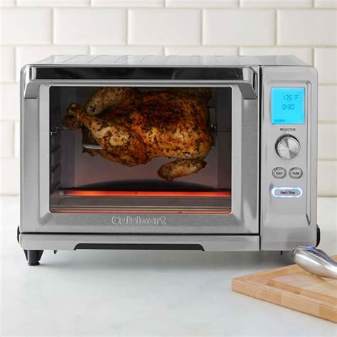 Best Small Convection Toaster Oven Cuisinart Rotisserie Convection Toaster Oven Williams Sonoma