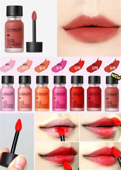 Liptint Pumpkin Korea new color available macqueen lip tint 07 velvet yesstyle i korean