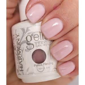 gelish nail colors gelish pink smoothie 15ml salon supply store
