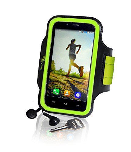 Galaxy X Armband Sportycase For Samsung Galaxy S5 Blue premium sports armband for iphone 6s 6 5 samsung galaxy s7 s6 s5 high visibility cell phone