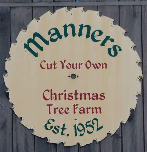 manners christmas tree farm northeast ohio parent