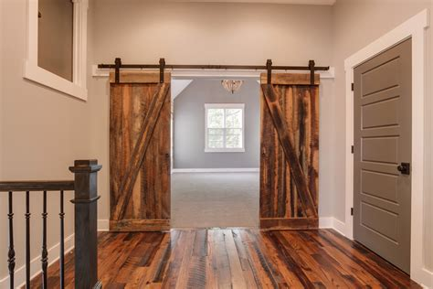 Sliding Barn Doors Interior Ideas Simple Bed Room Designs Sliding Barn Door Design Interior Sliding Barn Doors Interior Designs