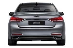 Hyundai Genesis 2014 2014 Hyundai Genesis Details Machinespider