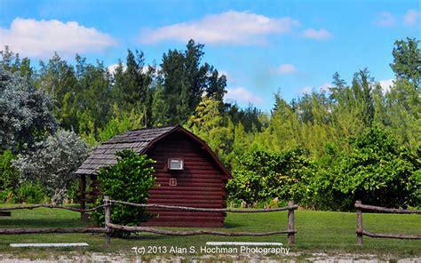 Oleta River Cabins by Oleta River State Park Cabin