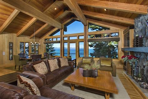 luxury homes for sale in south lake tahoe nevada
