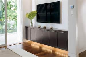 Living Room Cabinets In Black 10 Modern Floating Media Cabinet For The Living Room Rilane