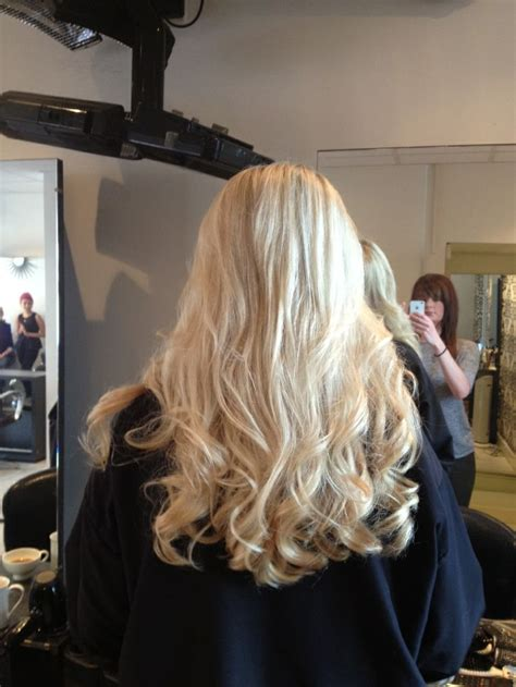 hair extensions for wedding wedding day hair micro ring extensions x paulette