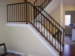 Stair Railing Indoor by Indoor Iron Stair Railings Ornamental Luxurious Iron