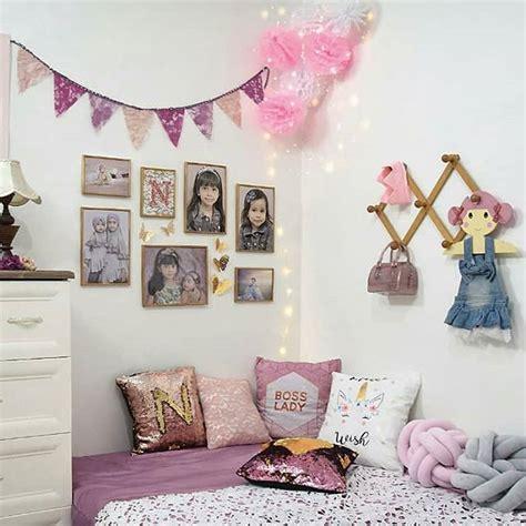 ide dekorasi kamar tidur romantis sempit desain kamar