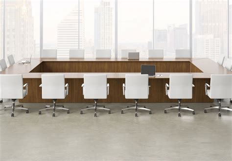 room and board tables impress board members with these five modern conference room designs modern office furniture