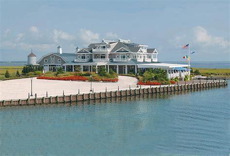 Bonnet Island Estate Waterfront Wedding Venue in NJ