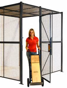 tool cribs wire partition tool storage cages for