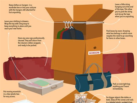 moving and packing hacks best tips for packing and moving business insider