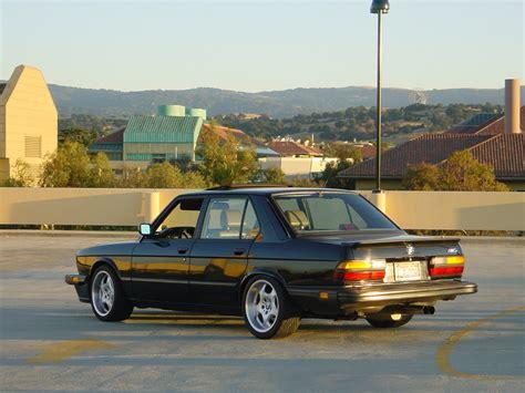 bmw cars in usa bmw m5 usa e28 1986 1988 bmw m5 usa e28 1986 1988 photo 01