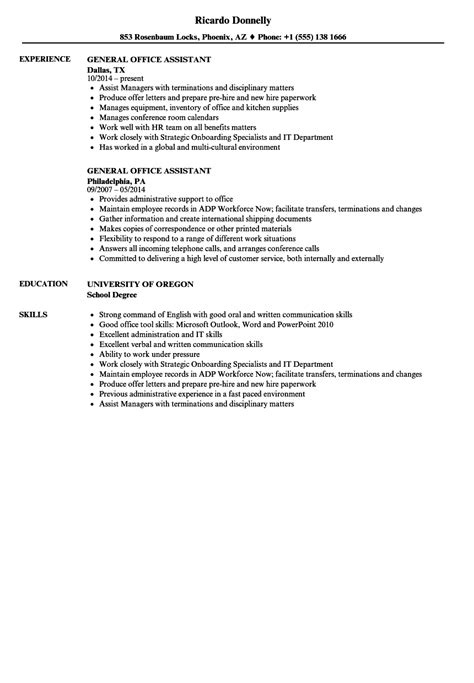 sample resume office manager lukex co
