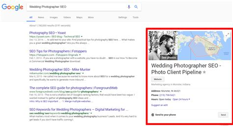 Mba Search Strategy by 7 Need To Photography Seo Tips