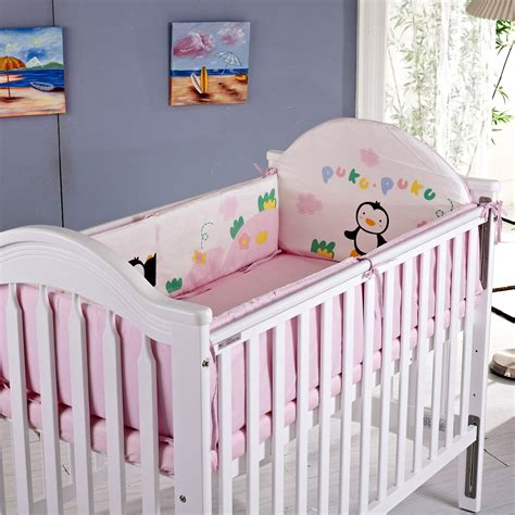 Penguin Crib Bedding Penguin 5 Set Baby Bed Bedding Bed Around Bed Sheets 100 Cotton Bed Mattress Sale