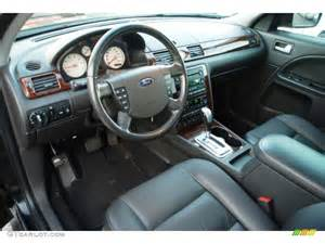 2006 ford five hundred limited awd interior photo