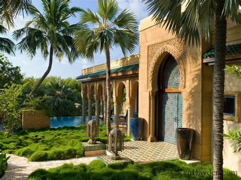 moroccan houses moroccan residential architecture google search arab