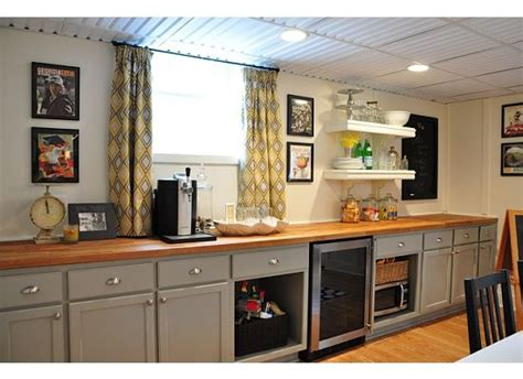 painting unfinished kitchen cabinets 59 best basement images on pinterest