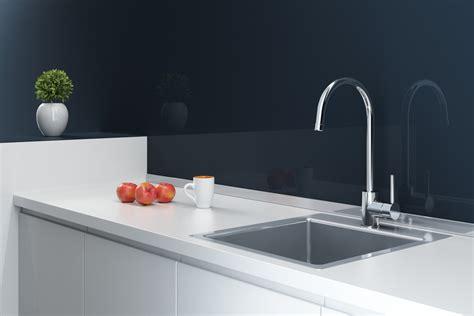 Led Beleuchtung Küchenrückwand by K 252 Chenr 252 Ckwand Aus Glas
