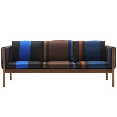 sofa ch ch163 sofa paul smith limited edition carl hansen suite ny