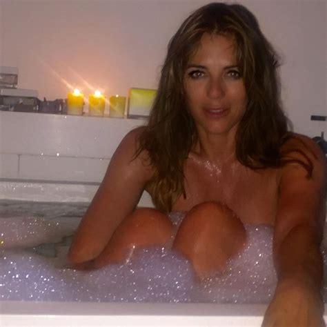 naked bathtub pictures elizabeth hurley in bikini and swimsuit instagram