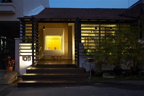 Small Home Design Singapore Small House With Big Idea In Singapore Idesignarch