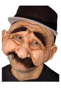 Old man stan mask funny old people masks