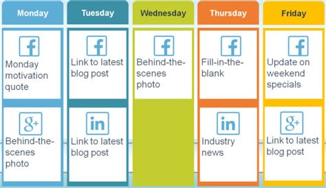 social media posting calendar template how to create a social media posting schedule