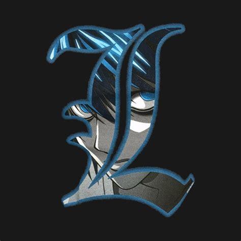 Hoodie L Logo Deathnote Lve 1 note l note t shirt teepublic