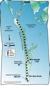 gasparilla island florida map biking the gasparilla island trail boca grande florida